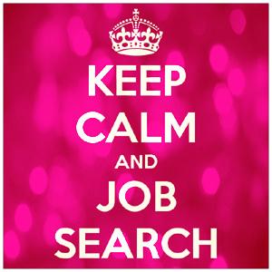 búsqueda de trabajo