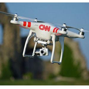 La CNN continúa con su plan para que los drones se conviertan en una herramienta para cubrir noticias