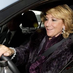 Los taxis de Madrid se vestirán con propaganda electoral de Esperanza Aguirre y Cristina Cifuentes