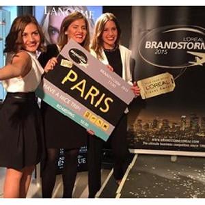 Tres estudiantes de la universidad Loyola Andalucía irán a la final internacional del concurso L'Oréal Brandstorm