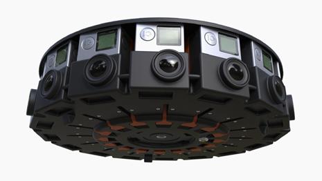 gopro google jump realidad virtual camara