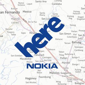 here nokia maps mapas