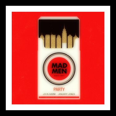 """10 GIFs que reflejan con mucho tino cómo sería """"Mad Men"""" en la nueva era digital"""
