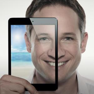 Tecnología y magia de la mano de Simon Pierro, el mago del iPad