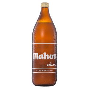 """Mahou resucita """"El Litro"""", el icónico envase de la movida madrileña"""