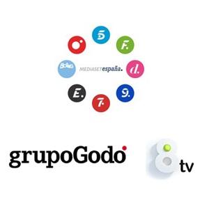 Mediaset España adquiere el 40% de Emissions Digital de Catalunya (Grupo Godó) para impulsar el canal 8tv