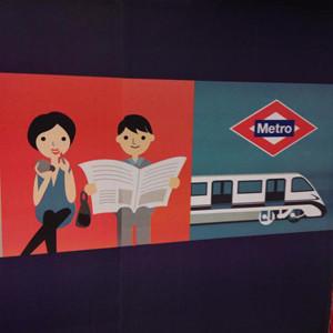 Metro de Madrid vuelve a estar en el ojo de la polémica por esta campaña sexista