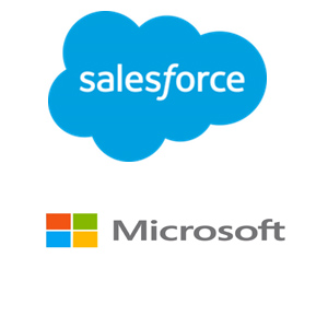 microsoft y salesforce