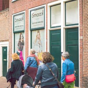 Esta startup holandesa le paga hasta 150 euros al mes por poner anuncios en las ventanas de su casa