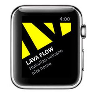 ¿Por qué la app de noticias de Yahoo! solo ofrece una noticia por hora en los smartwatches?