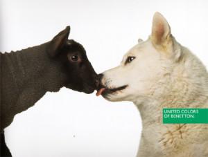 Los 20 anuncios más provocadores de Oliviero Toscani para Benetton