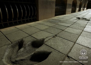 30 anuncios ferozmente prehistóricos para festejar la fiebre jurásica que se avecina