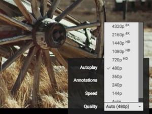 Los vídeos en 8K ya son una realidad en YouTube, pero no en nuestras pantallas