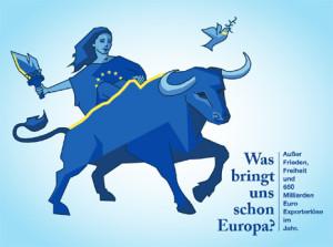 ¿Puede la publicidad curar las magulladuras de esa marca en horas bajas que es la Unión Europea?