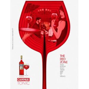 Campari presenta The Red Zone