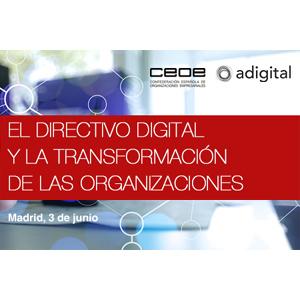 La implicación del CEO, clave para la transformación digital de las empresas