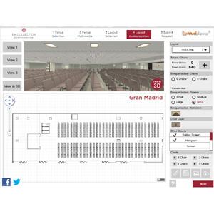 NH Hotel Group refuerza su propuesta para el segmento de Meetings & Events con Virtual Planner®