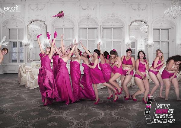 anuncio rosa