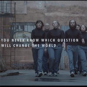 Un original anuncio de la revista Rolling Stone convierte a sus protagonistas en Steve Jobs