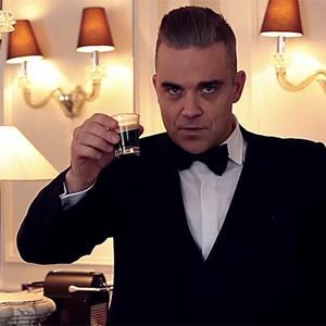 El agente secreto Robbie Williams