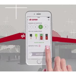 Cepsa lanza 'Cepsa Pay', una App para repostar desde el móvil