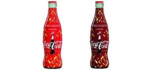 Las latas y botellas de Coca-Cola estrenan glamurosos
