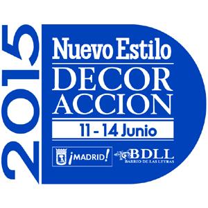 Llega a Madrid DecorAcción 2015, la cita ineludible para conocer las últimas tendencias en decoración
