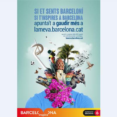 Evil Love desarrolla una nueva campaña para l'Ajuntament de Barcelona