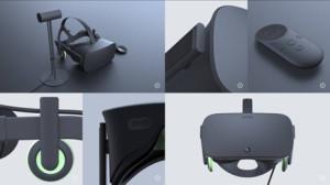 Unas imágenes filtradas podrían dar pistas sobre el diseño final de las Oculus Rift