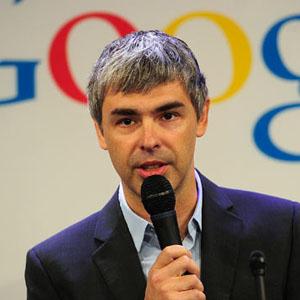 Larry Page, de Google, nombrado el mejor CEO de América ...