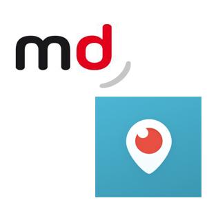 """MarketingDirecto.com se convierte en sus """"ojos"""" en #CannesLions con su desembarco en Periscope"""