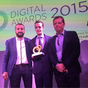 Antevenio Go!, mejor campaña digital de marketing multiplataforma en los Digital Awards 2015 por