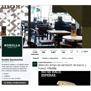 Havas Worldwide gestionará las redes sociales de Rodilla