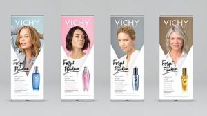 Vichy quiere que las mujeres se sientan cómodas con sus defectos (pero que no dejen de utilizar sus productos)