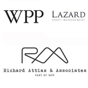 wpp lazard richard attias associates