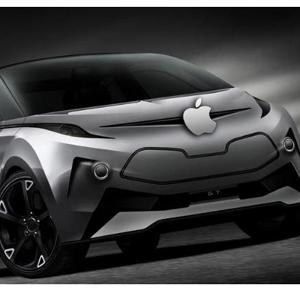 Apple coche electrico  automovil automocion