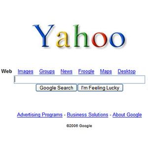 Los resultados de búsquedas y los anuncios de Google comienzan a aparecer en Yahoo!