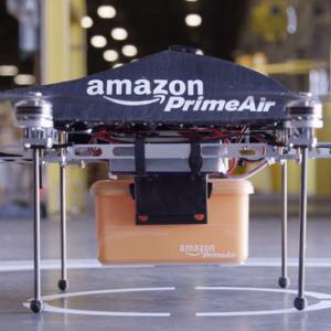 Amazon quiere un espacio aéreo exclusivo para que sus drones repartan paquetes