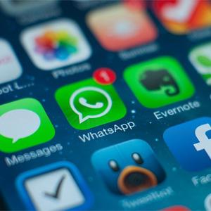 Las apps de mensajería amenazan con dejar en la sombra a las redes sociales
