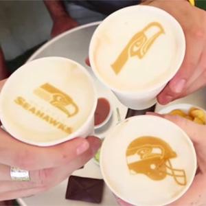 Esta habilidosa impresora de cafés promete mandar al paro a los baristas
