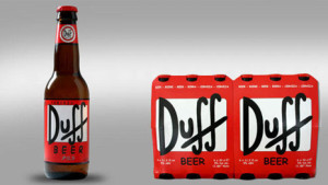 La cerveza Duff, la favorita de Homer Simpson, se comercializará en Europa