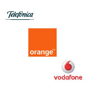 Vodafone y Orange contra Telefónica por las condiciones de compra de Canal+