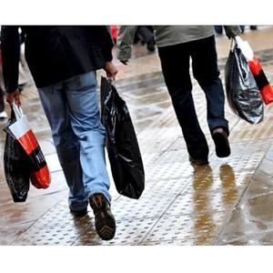 confianza del consumidor consumo compras retail minorista