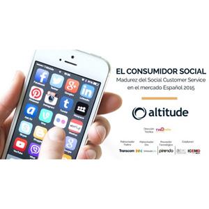 Solo 1 de cada 3 empresas españolas aprueba el estudio sobre Social Costumer Service de 2015