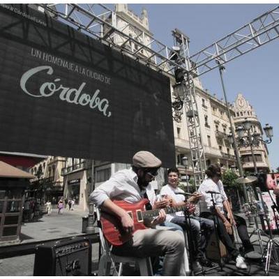 Cruzcampo homenajea a Córdoba, la ciudad que convierte en arte todo lo que toca