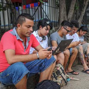 El acceso a internet comienza a abrirse paso en Cuba