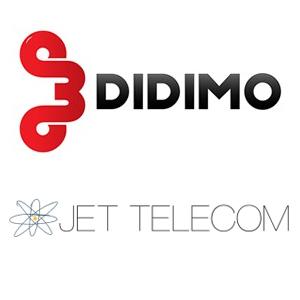 DIDIMO completa la adquisición de JET Telecom