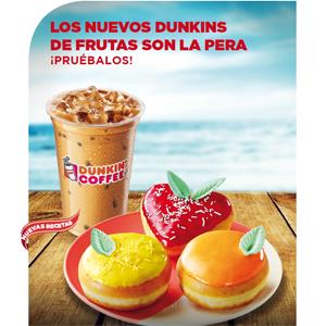 Dunkin' Coffee presenta su edición más