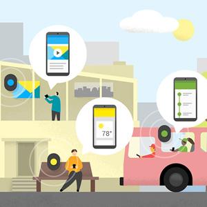 Google lanza Eddystone, su propia versión de la tecnología Beacon