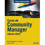 """Óscar Rodríguez Fernández: """" Curso de Community Manager"""""""
